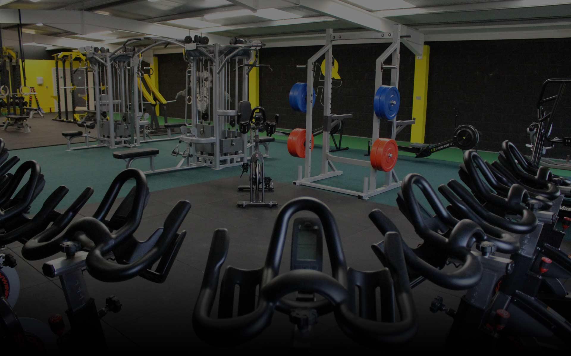 gym classes Tuam