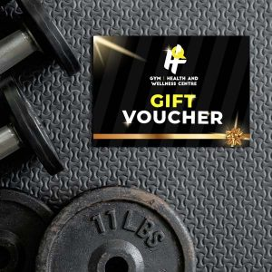 HQ Gym Gift Card