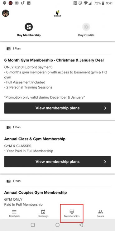 Affordable Gym Membership in Tuam