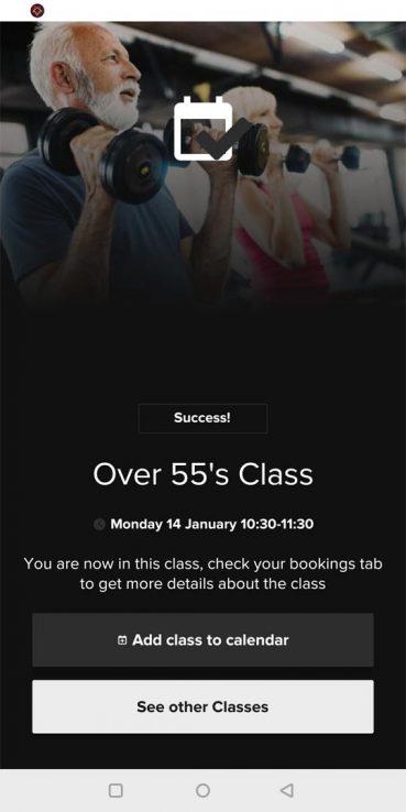 Fitness Class Tuam