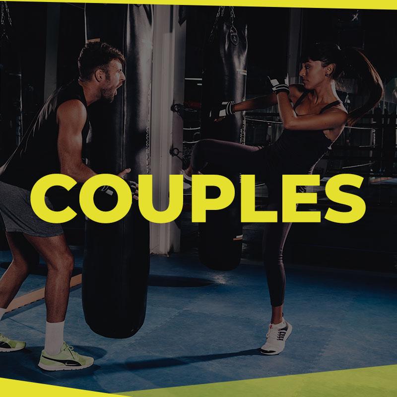HQ Gym Membership Couples